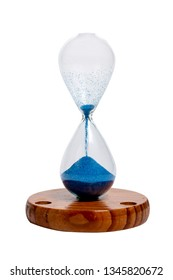 Hourglass time is almost gone.
