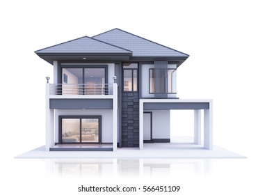 Amazing House 3d Rendering