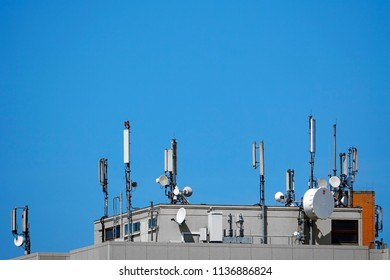 House Antenna Communication