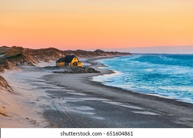 A House at the beach near Gammel Skagen