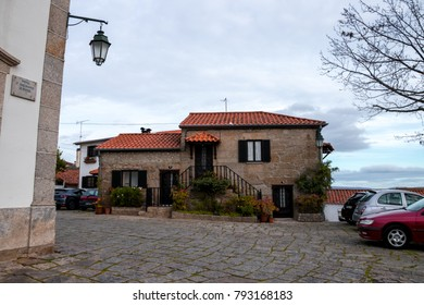 House in Belmonte (Beautiful mountain), municipality in the district of Castelo Branco, Portugal