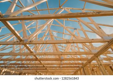 House Building Frame