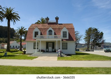 House by the Golden Gate, San Francisco California