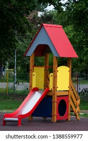 House in the children's park