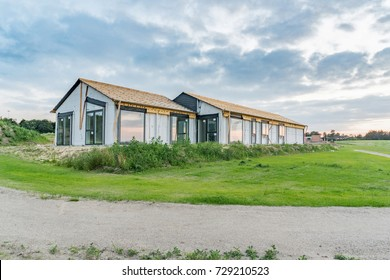 House construction in Denmark