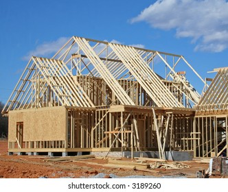 house construction framing