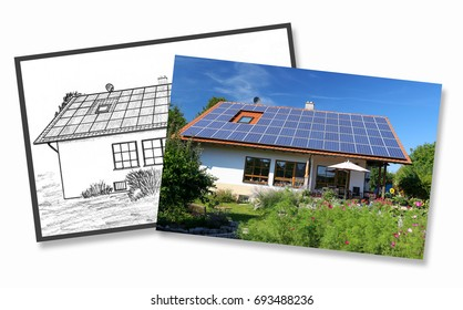 House construction, planning and implementation