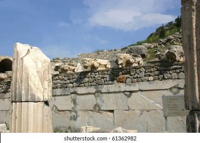 House of Council, Ephesus, Turkey