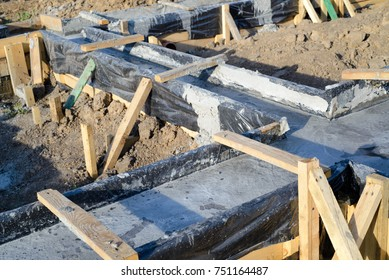 house foundation decking