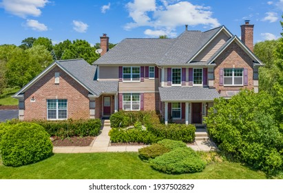 House Front Exterior Real Estate