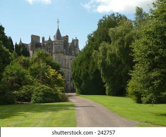 House in grounds of Blarney Castle, Cork, Ireland