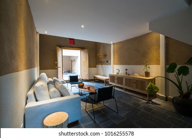 house interior with nice decoration