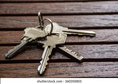 House, Key, House Key. Chain Keys