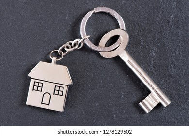 house key in detail