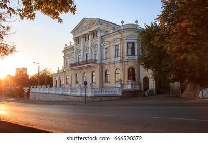 House of Meshkov. Russia, Perm.