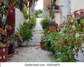 House in Milatos, Crete