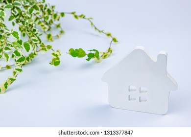 House model(image of real estate).