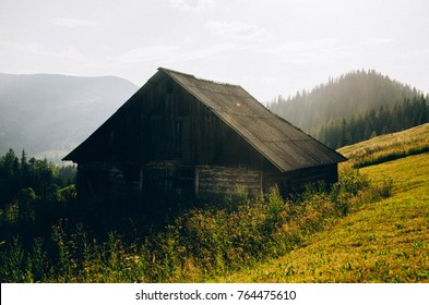 The house in the mountains