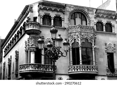 House Navas - Shutterstock ID 290270612