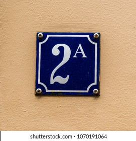 House Number 2A
