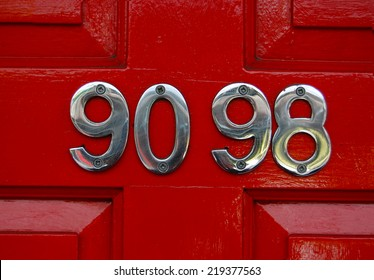 house number 90 98