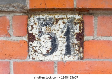 House number fifty one (51)