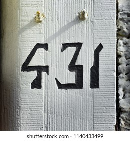 House number four hundred and thirty one (431)