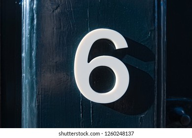 House number six (6)