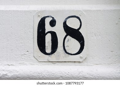 House number sixty eight (68)