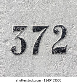 House number thee hundred and seventy two (372)