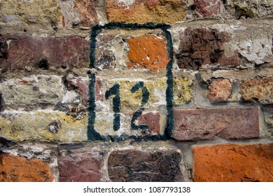house number twelve (12)