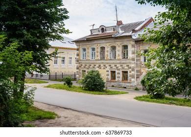 House on Spasskaya Street in Uglich