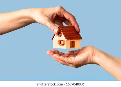 house passed from one hand to another