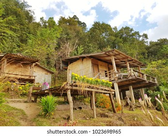 The House of the Poor in Northern Thailand.