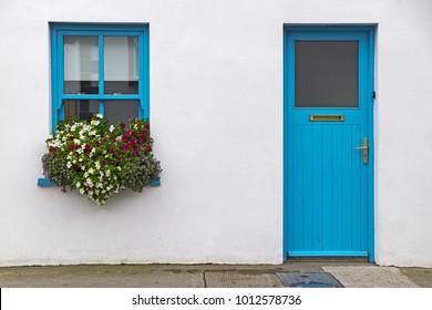 house In Portmagee, Ireland