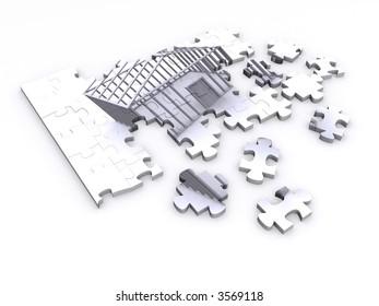 House Puzzle