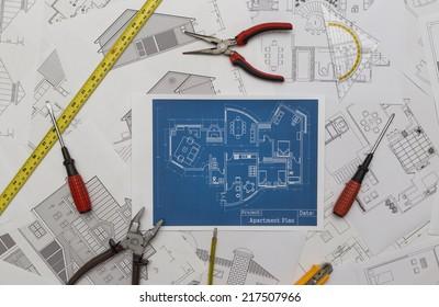 house renovation plan