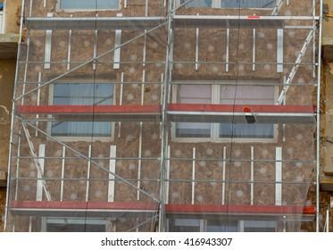 A house renovation works