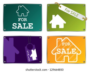 House for sale tablet designs