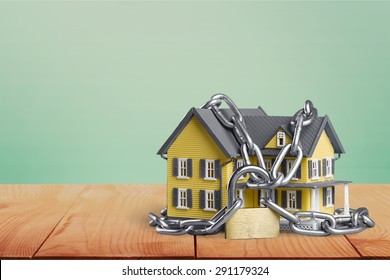 House, Security, Security System.