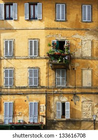 A house in Siena