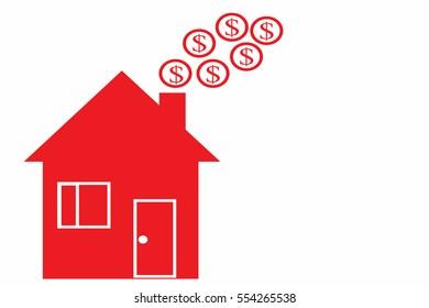 House with smoke money