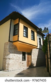 House in the south of Turkey