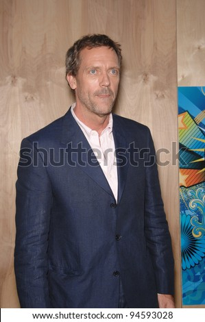 House Star Hugh Laurie Fox T Vs Stock Photo Edit Now 94593028