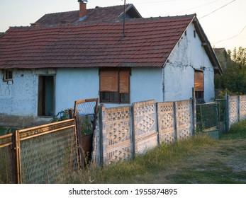 House in a village, Kostol, Kladovo, Bor District, Serbia - Shutterstock ID 1955874895