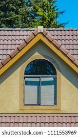 House window. Custom made.