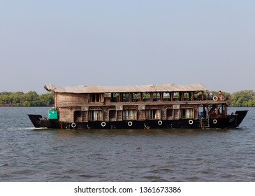 Houseboat in goa