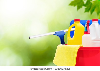 household cleaning and hygiene products, industry and household