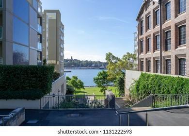 Houses building arquitecture landscape