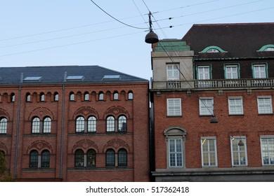 houses of Copenhagen